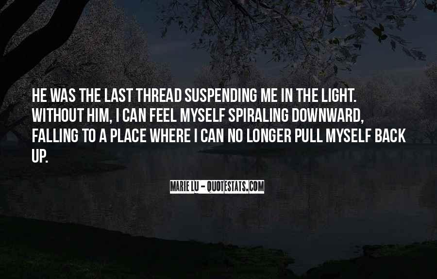 Quotes About Things Falling Into Place #98020