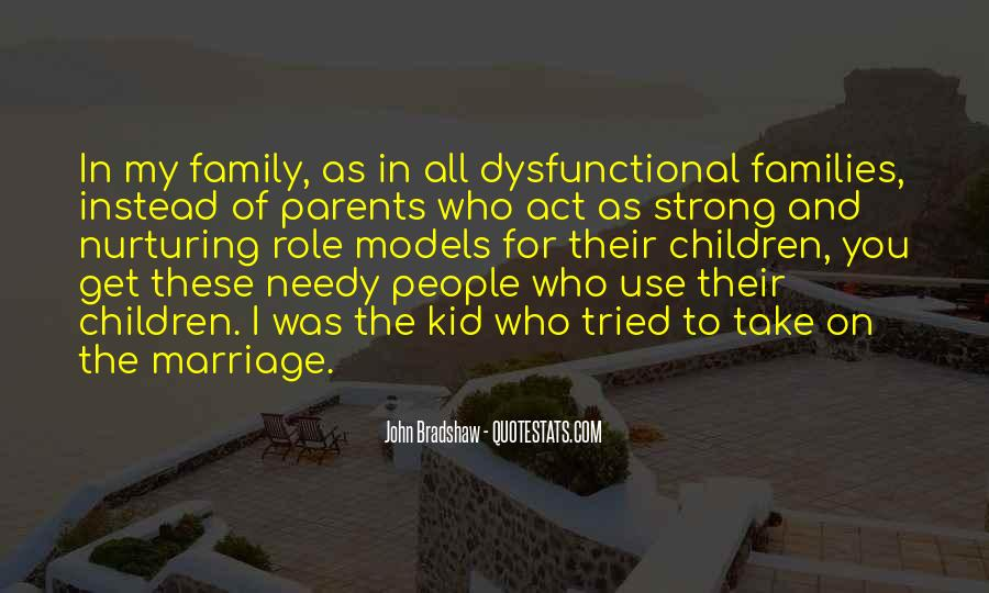 Quotes About Families And Marriage #1034657