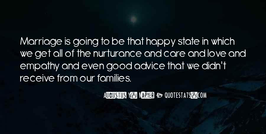 Quotes About Families And Marriage #165198