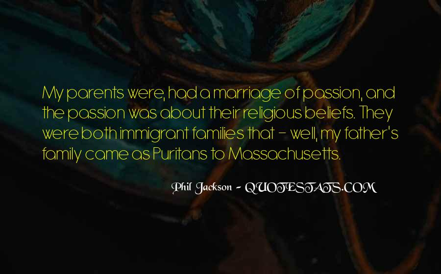 Quotes About Families And Marriage #1842515