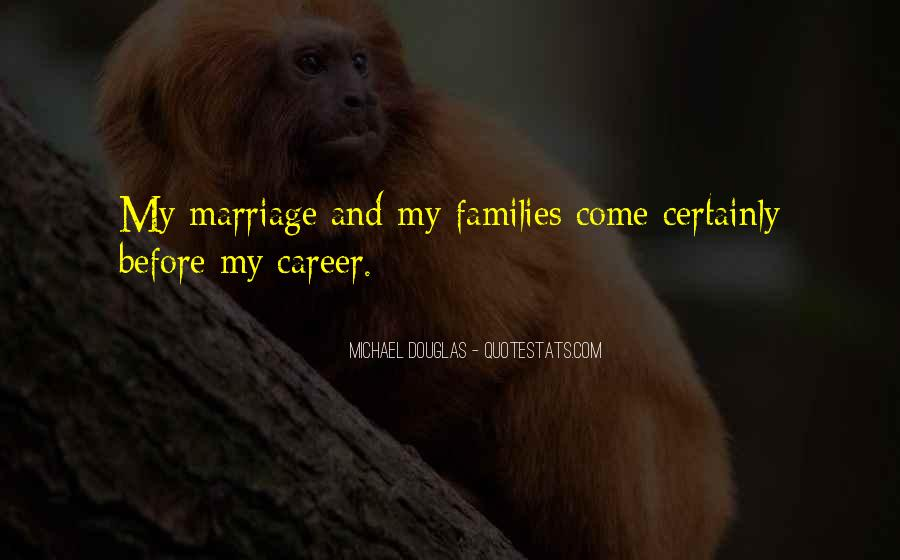 Quotes About Families And Marriage #313929