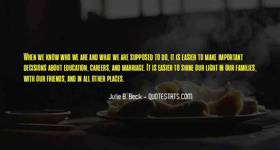 Quotes About Families And Marriage #560667
