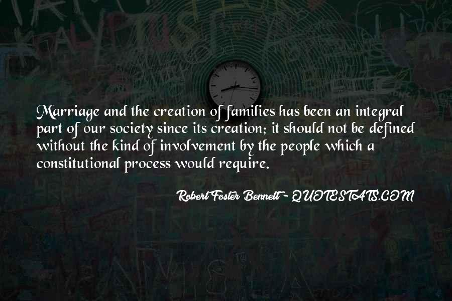 Quotes About Families And Marriage #749716