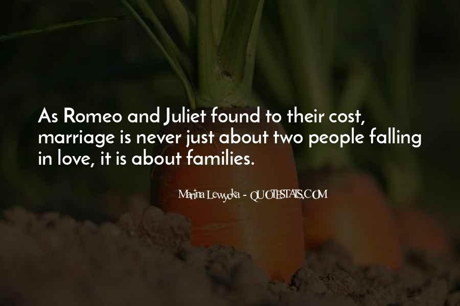 Quotes About Families And Marriage #821330