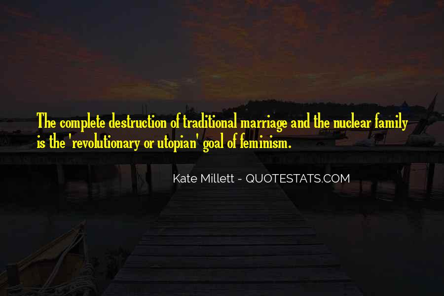 Quotes About Families And Marriage #943383