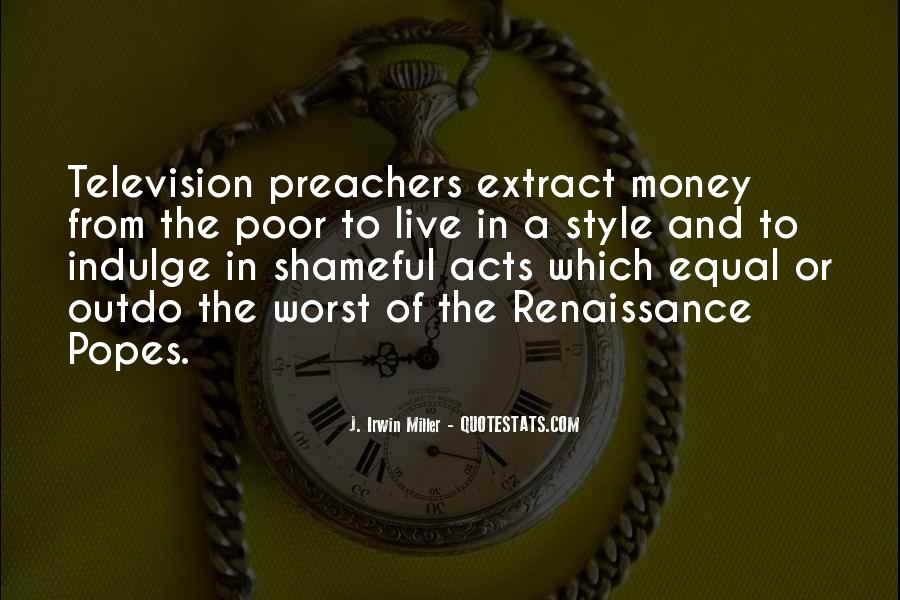 Quotes About Renaissance Style #480997