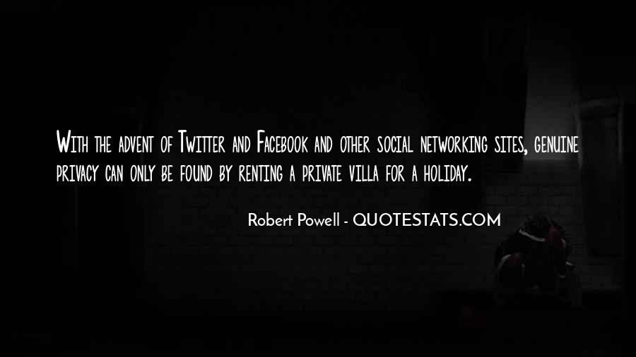 Quotes About Networking Sites #409618