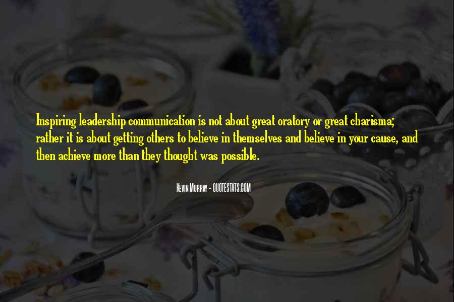 Quotes About Thought Leadership #1010431
