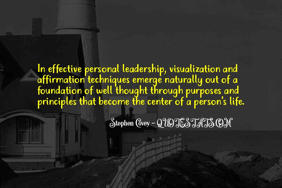 Quotes About Thought Leadership #1065557