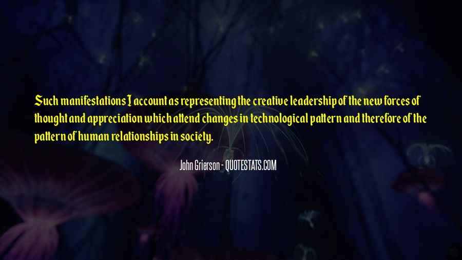 Quotes About Thought Leadership #1160877