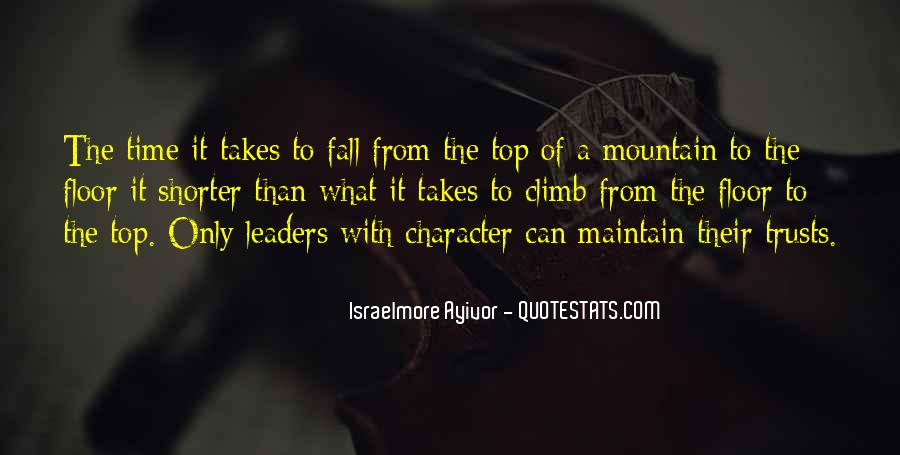 Quotes About Thought Leadership #191053