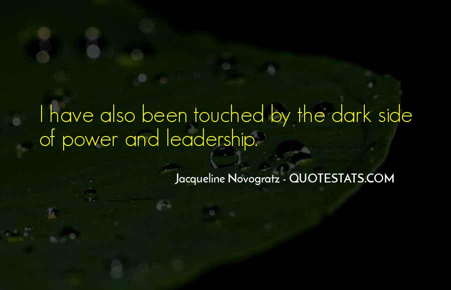 Quotes About Thought Leadership #196589