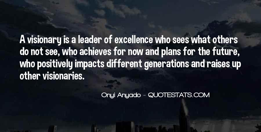 Quotes About Thought Leadership #357980