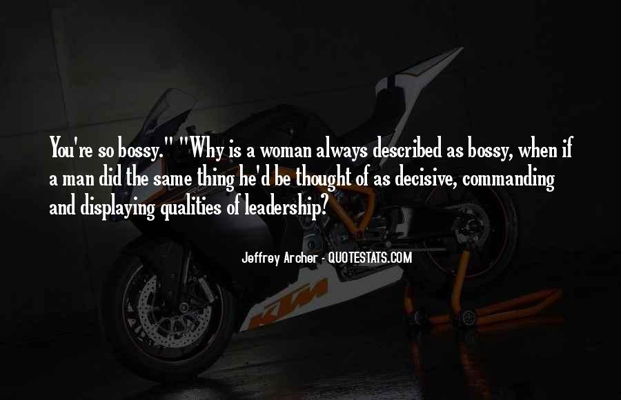 Quotes About Thought Leadership #483280