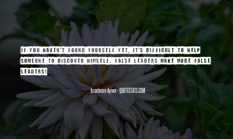 Quotes About Thought Leadership #594392