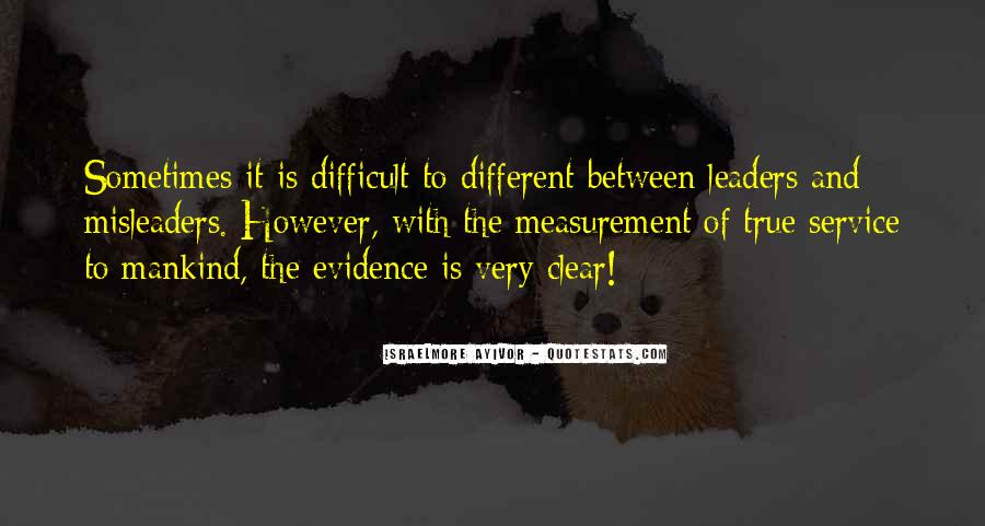 Quotes About Thought Leadership #720935