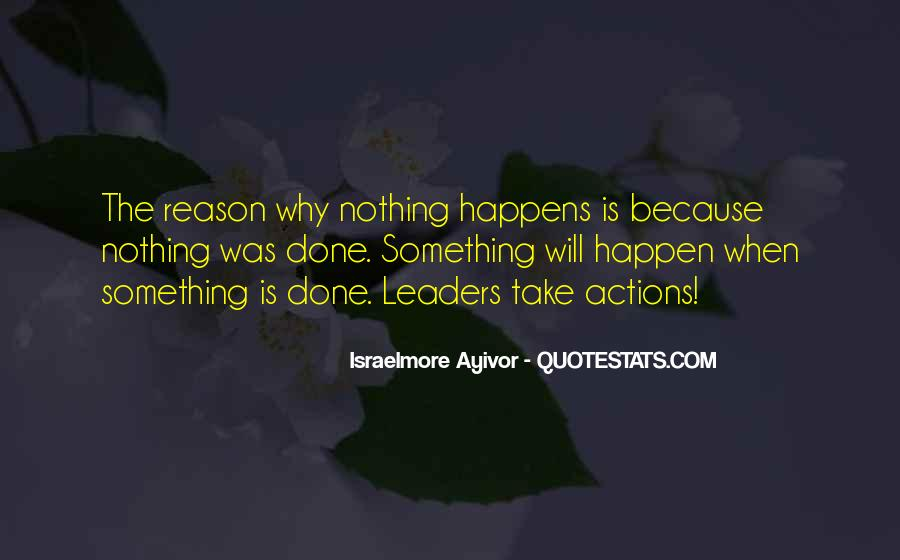 Quotes About Thought Leadership #799127