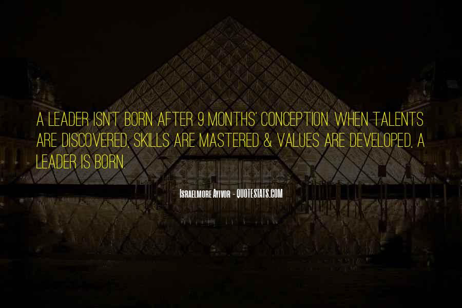 Quotes About Thought Leadership #802653