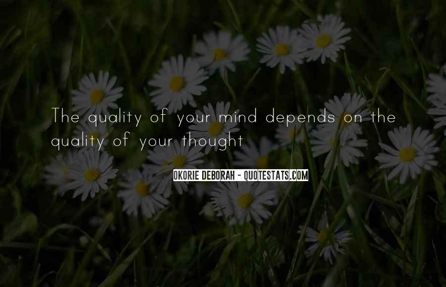 Quotes About Thought Leadership #880466