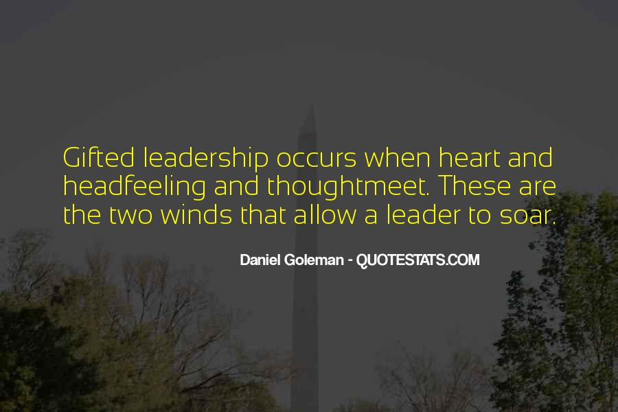 Quotes About Thought Leadership #904807