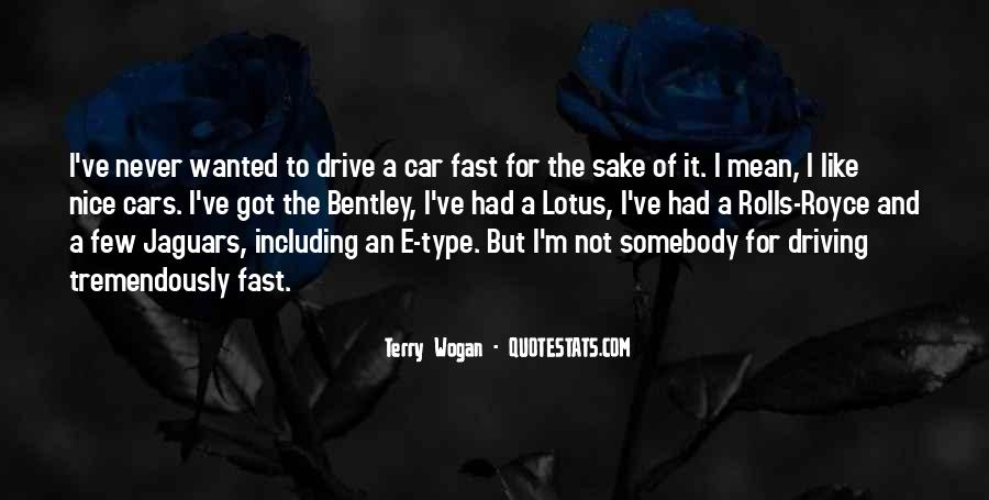 Quotes About Rolls Royce Cars #957041
