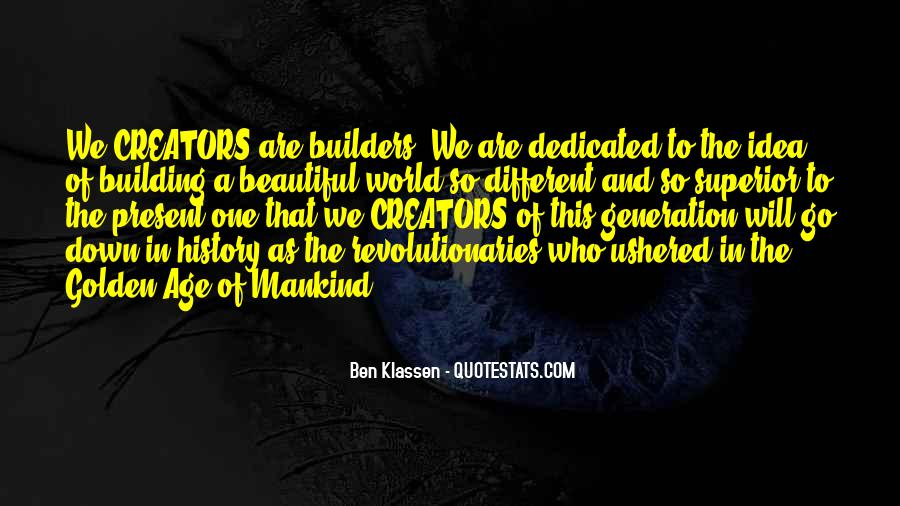 Quotes About We Are Different #100337