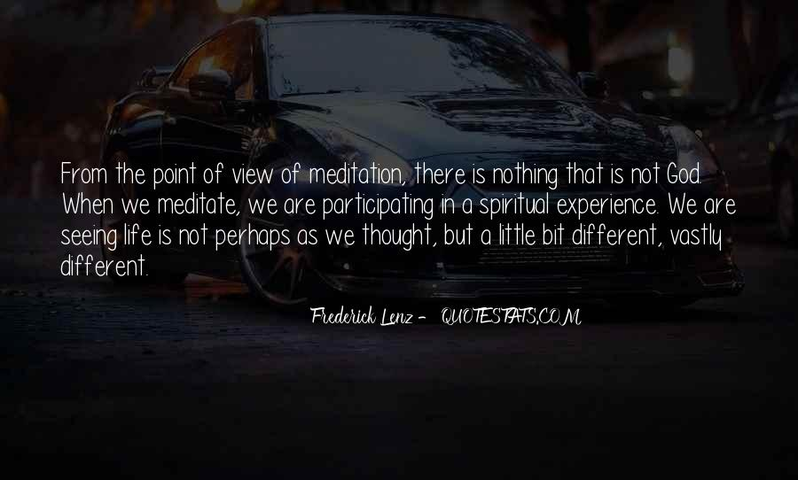Quotes About We Are Different #125028