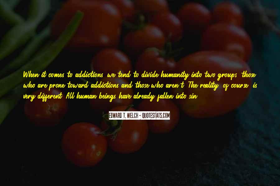 Quotes About We Are Different #136669