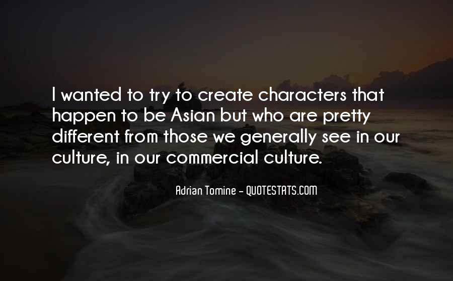 Quotes About We Are Different #143766