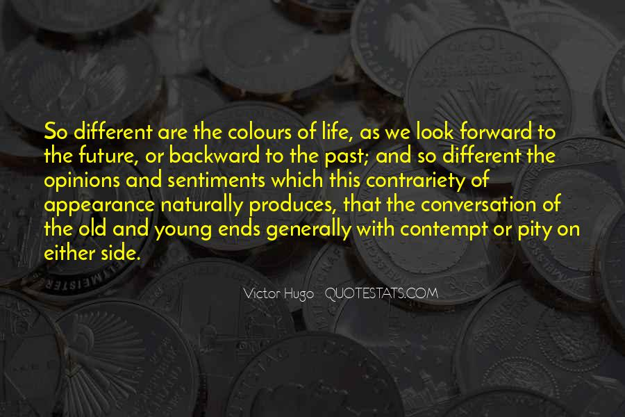 Quotes About We Are Different #148671