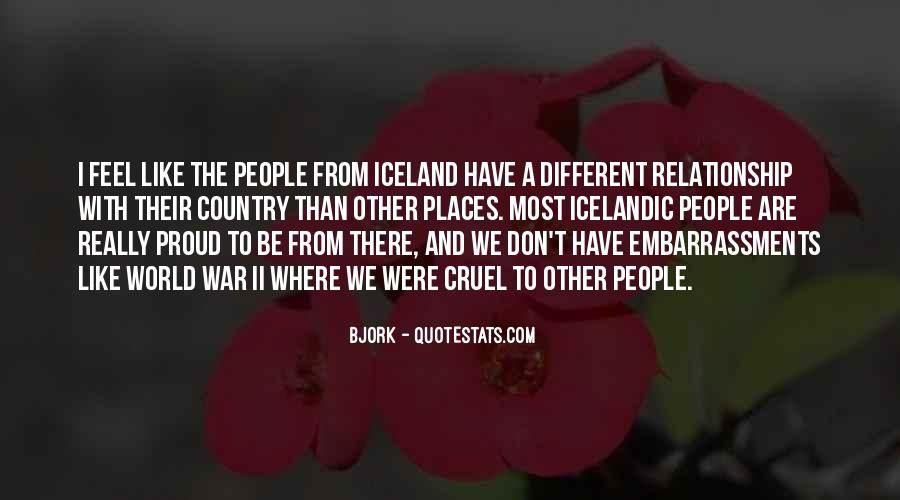 Quotes About We Are Different #22354