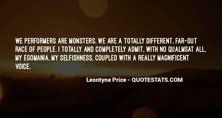 Quotes About We Are Different #25934