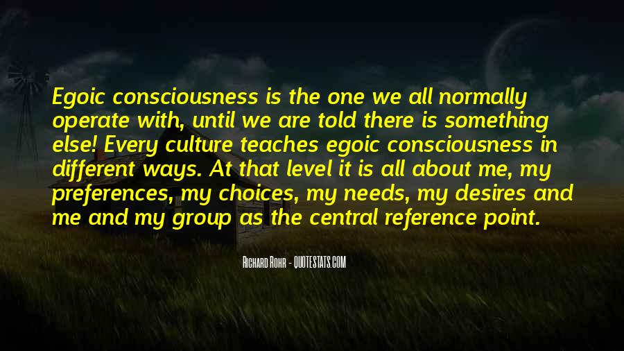 Quotes About We Are Different #30977