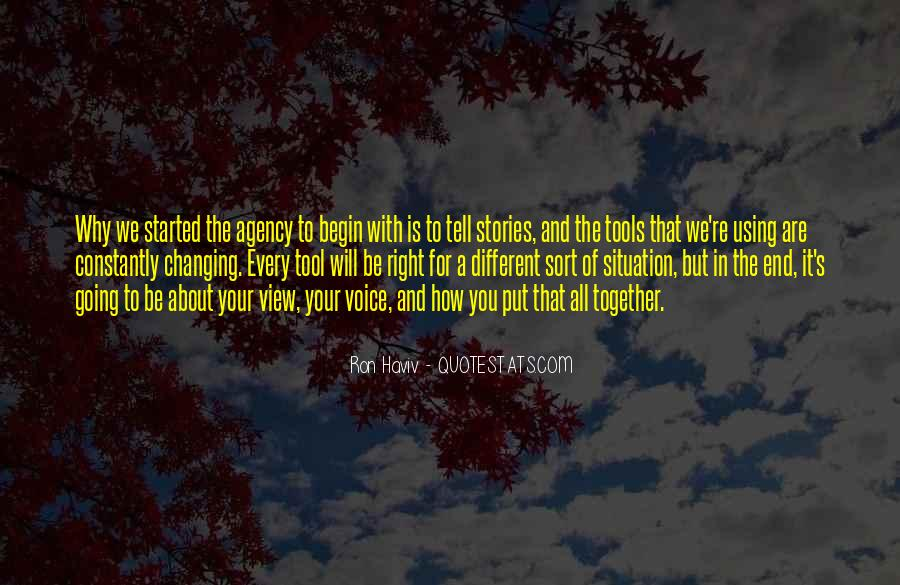 Quotes About We Are Different #38899