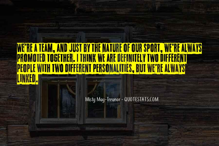 Quotes About We Are Different #83855