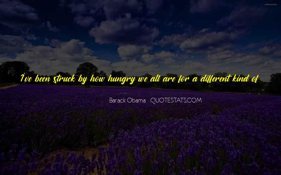 Quotes About We Are Different #94571