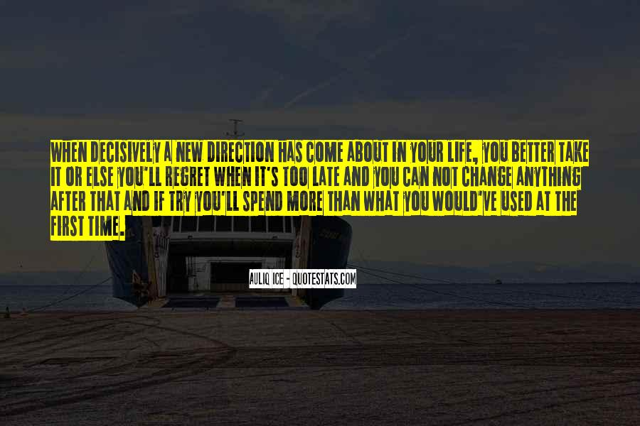Quotes About A Better Change #180714