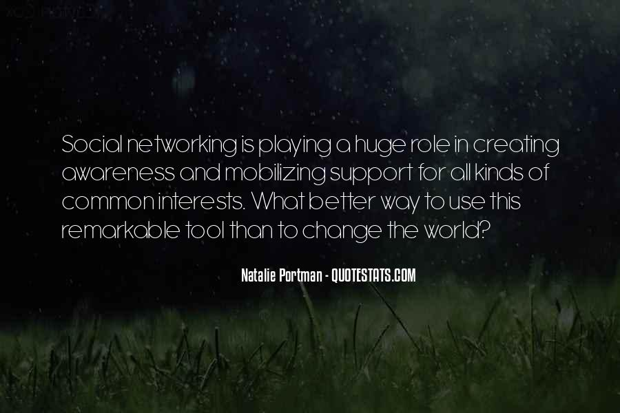 Quotes About A Better Change #251643