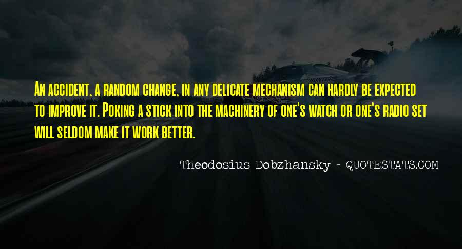 Quotes About A Better Change #256308