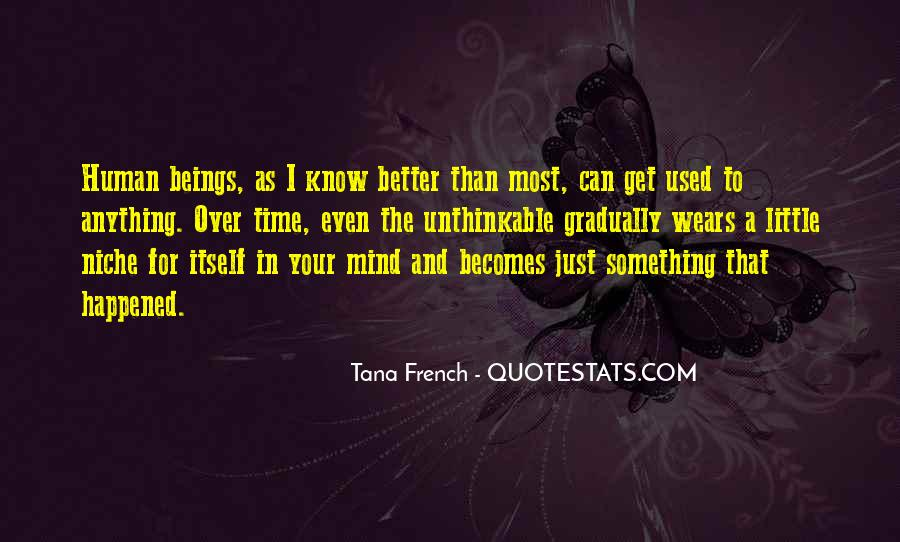 Quotes About A Better Change #322346