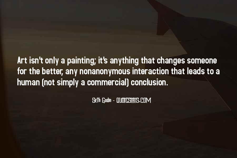 Quotes About A Better Change #405501
