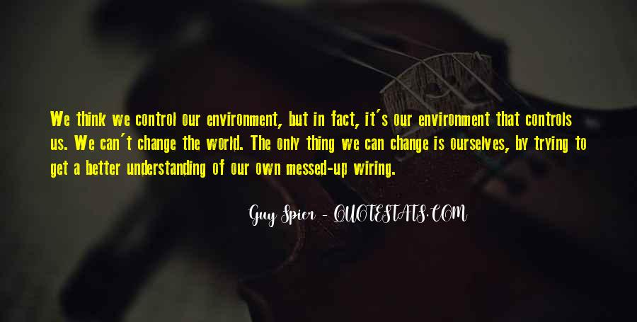 Quotes About A Better Change #407822