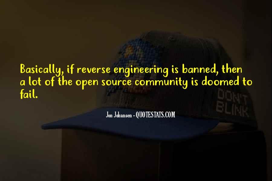 Quotes About Reverse Engineering #1297504
