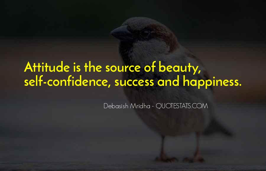 Quotes About Attitude And Beauty #1542759