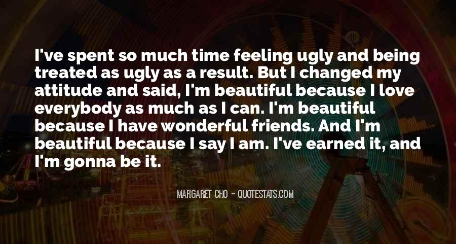 Quotes About Attitude And Beauty #938704