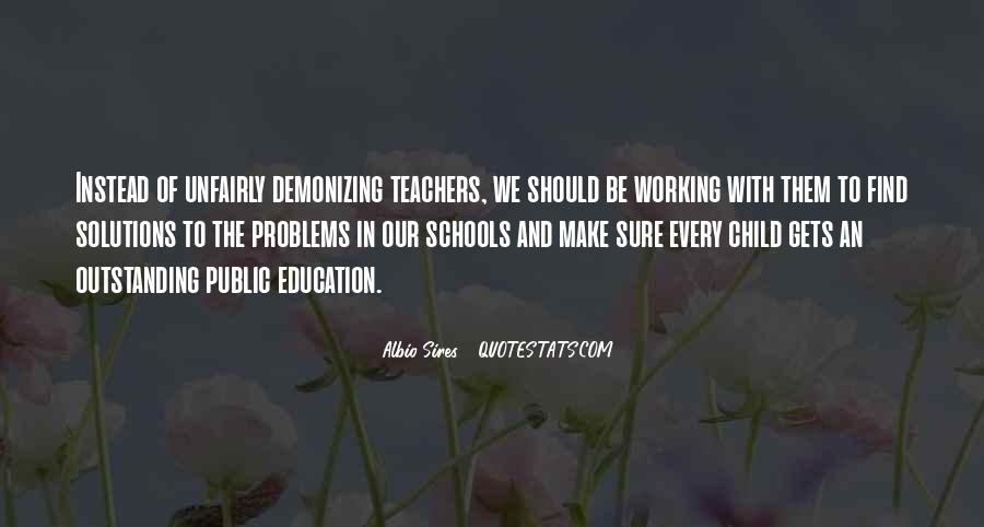 Quotes About Outstanding Teachers #278112