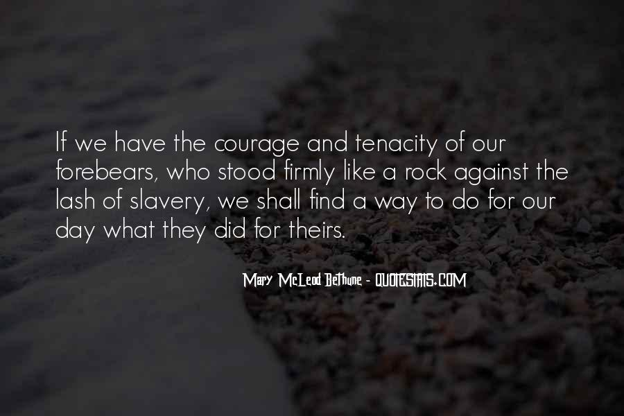 Quotes About Against Slavery #1090557