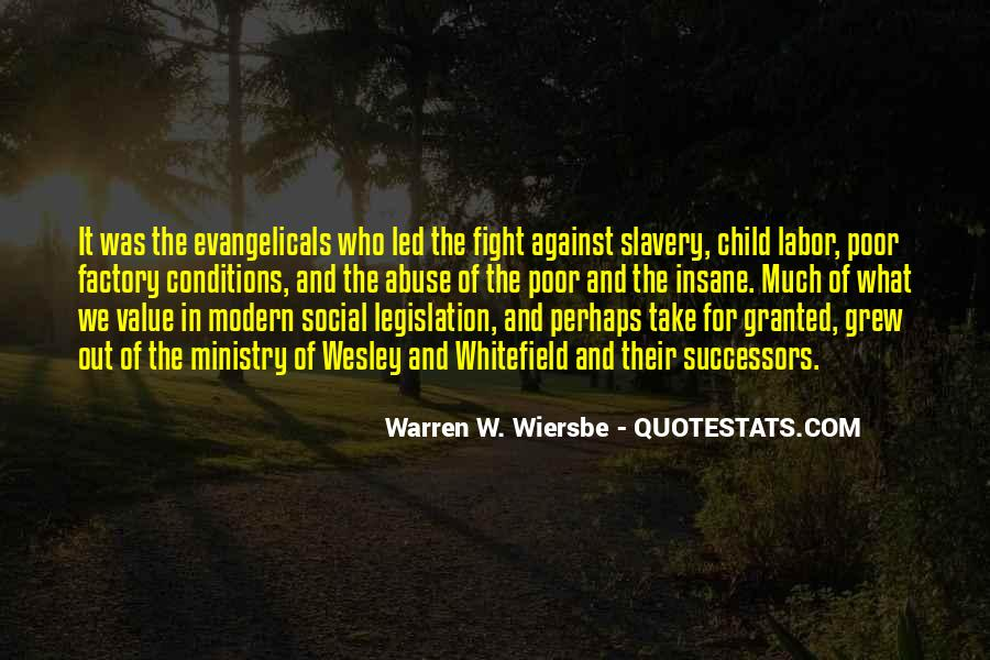Quotes About Against Slavery #760166