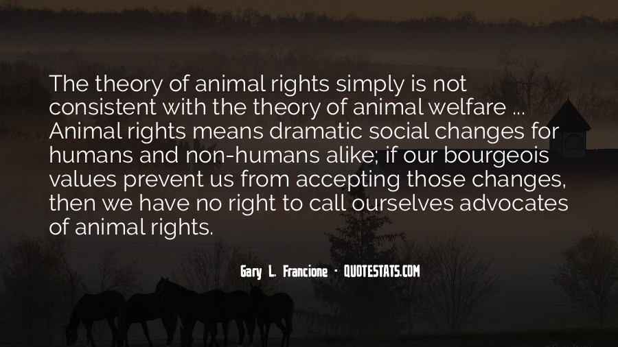 Quotes About Animal Advocates #1055603