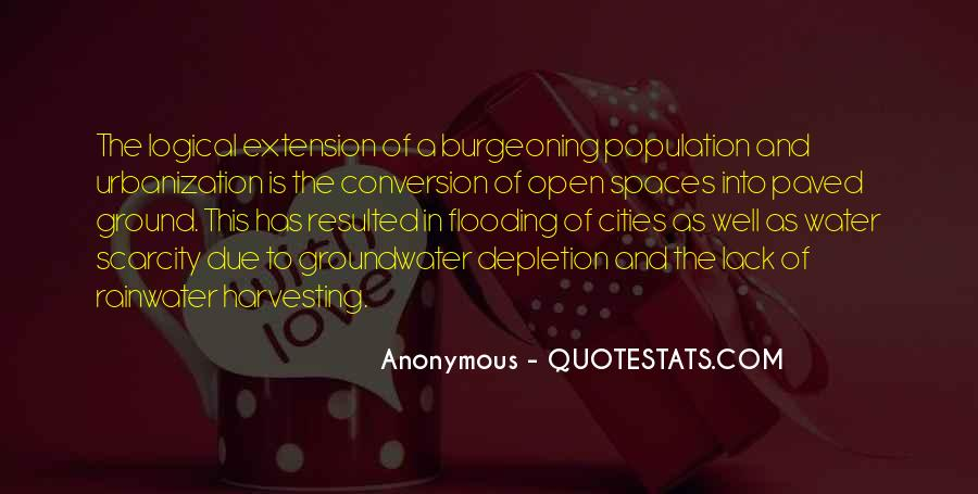 Quotes About Open Spaces #471781
